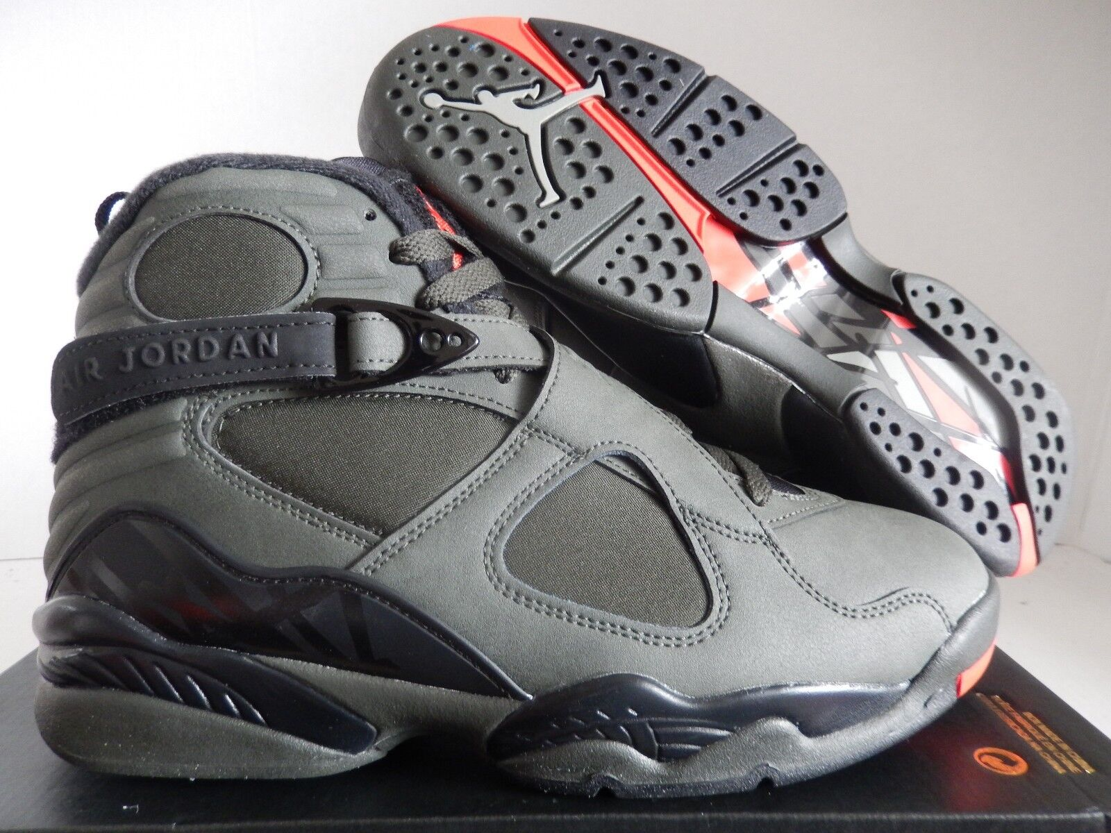 NIKE AIR JORDAN 8 SZ RETRO