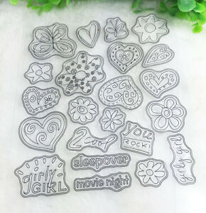 DIY-Silicone-Rubber-Clear-Stamp-Seal-Scrapbooking-Diary-Christmas-Card-K-47