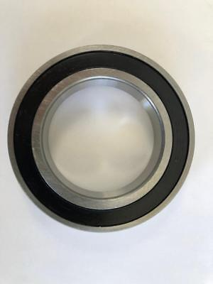 60x 95x 18 mm 1 pc 6012 2RS C3 rubber sealed ball bearing