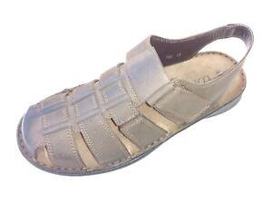 cb08636b96c737 Das Bild wird geladen Longo-Herren-Schuhe-Sandale -Sandalette-Slipper-Halbschuh-1008116-