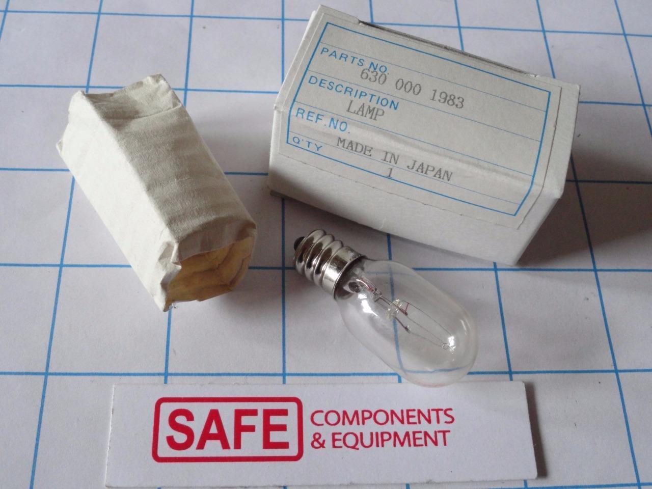 Universal Instruments HSP 4790 Tower Light Bulb 30V 10W Screw Base QTY-1 G53