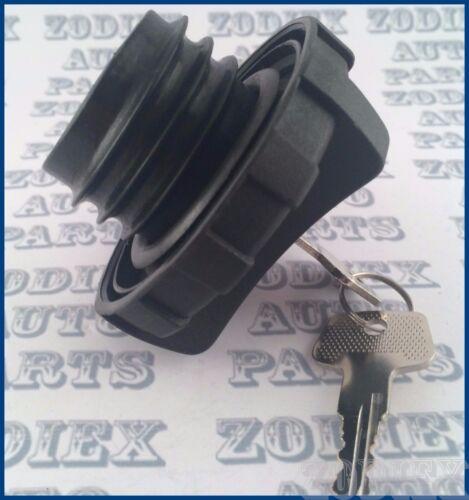 Land Rover Locking Fuel Cap Gas Cap fits Mercedes Benz Chevrolet