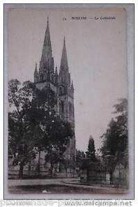 Tarjeta-postal-antigua-MOLINOS-La-Catedral-De