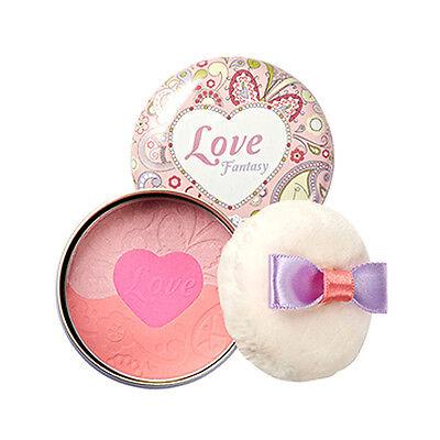 [HOLIKA HOLIKA]  Love Fantasy Blusher 5color 3color blusher / Korea cosmetic