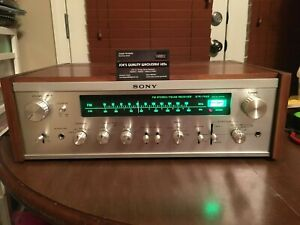 STR-6055-LED-LAMP-KIT-STR-7045-GREEN-amp-WHITE-DIAL-Sony-STR-6120-STR-6065-6050