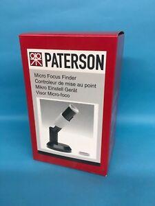 Brand-new-Paterson-Micro-Focus-Finder-PTP-643