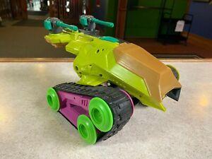 Prototype Test Shot GI Joe Pursuit of Cobra COBRA HISS TANK Rainbow Pre-Prod #R1