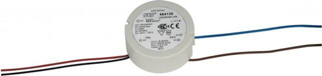 rund 9W ohne Zugentlastung SLV LED-Treiber 350mA
