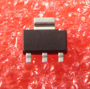 50Pcs NEW AMS1117 LM1117 5V 1A  SOT-223 Voltage Regulator