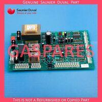 Saunier Duval Gas Spare 0560760 5607600 56076 Pcb Printed Circuit Board Genuine
