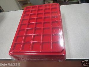 LOT 10 BOX DE RANGEMENTS POUR CAPSULES DE CHAMPAGNE VELOUR + couvercle plateau n   eBay