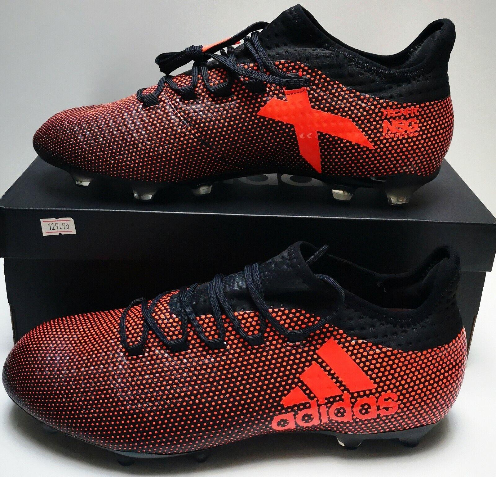 ADIDAS X 17.2 FG Sautope Calcio Tg 40; 42; 43; 44 FOOTBtutti SOCCER s82324