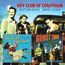 Hot Club Of Cowtown Dev'lish Mary/Ghost Train 2-CD NEW SEALED