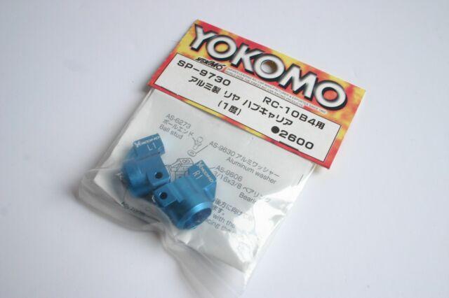 Yokomo 834B Roll Bar Alloy Rear Shock mount Set B type