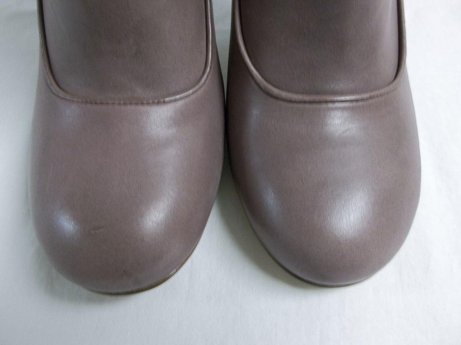 Rockport Größe Leder 10 M Presia Leder Größe Heels Booties New Damenschuhe Schuhes b590c5
