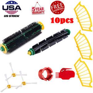 Detalles acerca de Cepillo Lateral & Filtros para Irobot Roomba 585 650 660  690 Vacío Limpieza Accesorio de Estados Unidos- mostrar título original