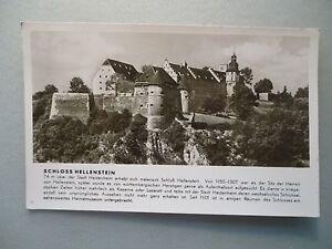 Ansichtskarte-Schloss-Hellenstein-50-60er