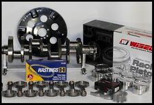 """383 STROKER ASSEMBLY SCAT CRANK 6"""" RODS WISECO -12cc Dh 030 PISTONS 1PC RMS"""