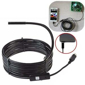 3-5m-Android-6-LED-camara-de-inspeccion-boroscopio-endoscopio-impermeable-7mm-BF