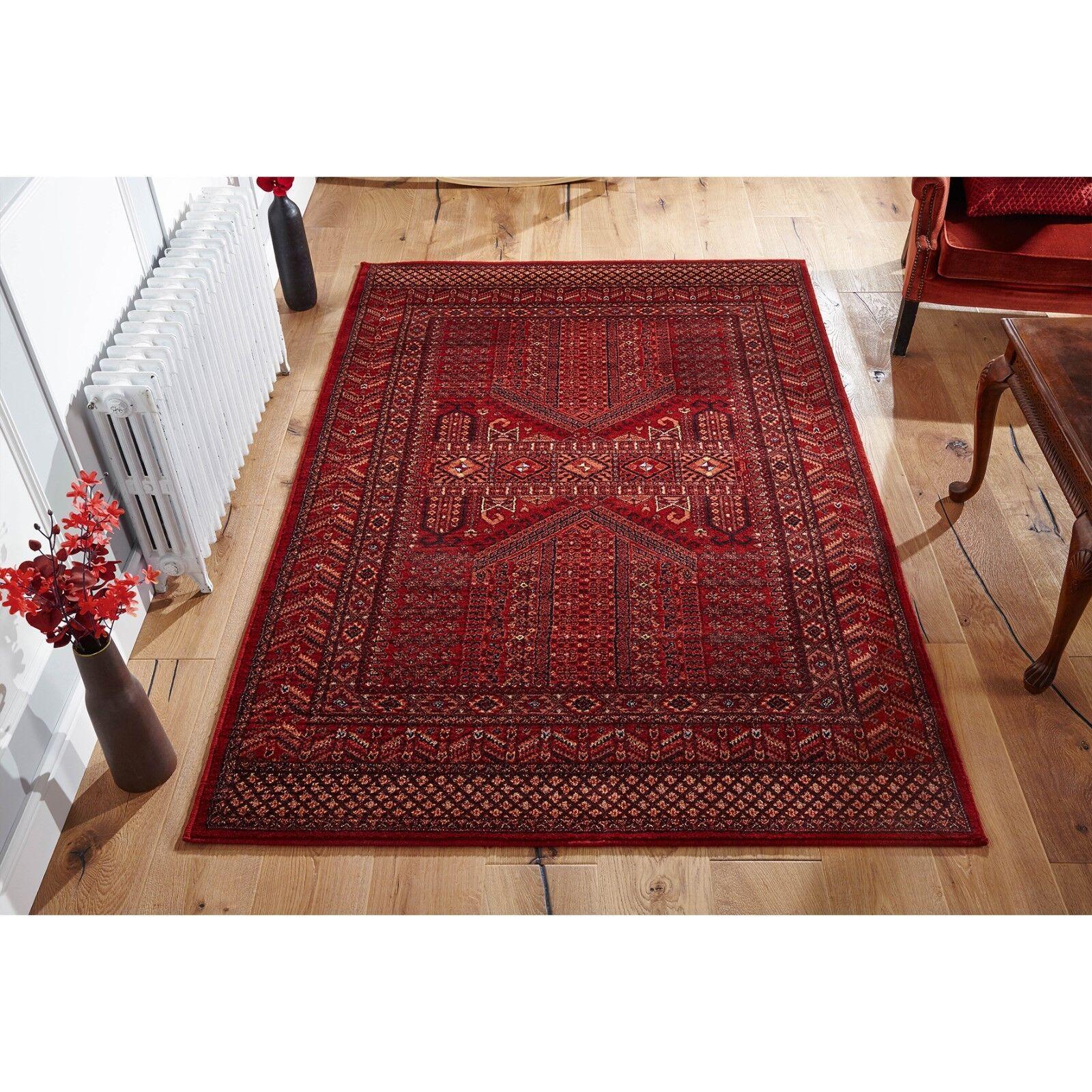 Royal Classic R R R DE 635 rouge tapis laine traditionnel de différentes tailles et runner | Pour Gagner Un Haut Admiration Et Est Largement Trusted Et à L'étranger  aa744c