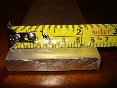 ALUMINIUM FLAT BAR  -  60mm x 10mm - 150mm LONG -  NEW
