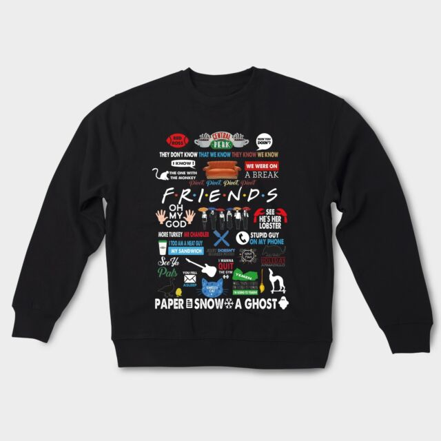 Flash TV STAR Laboratories Unisex Navy Sweater Sweatshirt