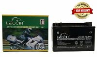 1991-1995 Atk All Electric Start Models Agm Motorcycle Battery One Year Warranty