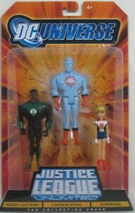 DC-Justice-League-Unlimited-GREEN-LANTERN-ATOM-SUPERGIRL-figure-3-PACK-2008