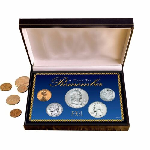 NEW American Coin Treasures Year To Remember Coin Box Set 1956