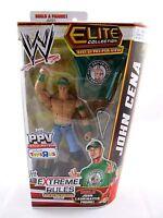 Wwe John Cena Mattel Elite extreme Rules 2012 Best-of-ppv Toysrus Laurinaitis