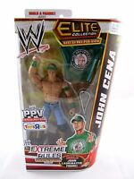 Wwe John Cena Mattel Elite extreme Rules 2012 Best-of-ppv Toysrus Laurinaitis