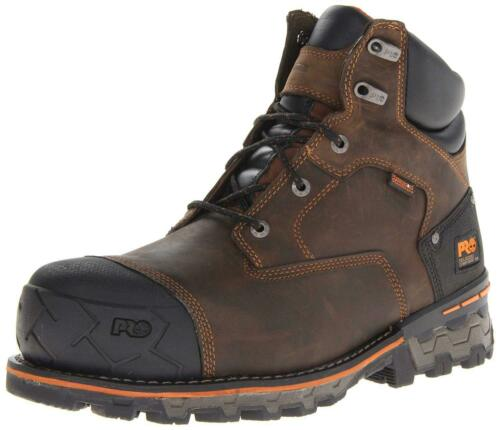 Timberland Mens Boondock Closed Toe Ankle Military