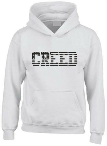 Creed Drapeau Américain Imprimé Sweat à capuche Apollo Adonis film rocky balboa Boxe Gym