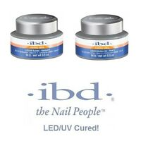 Ibd - Builder Gel & Clear Gel - Led/uv Cured - Choose From Any Size & Color