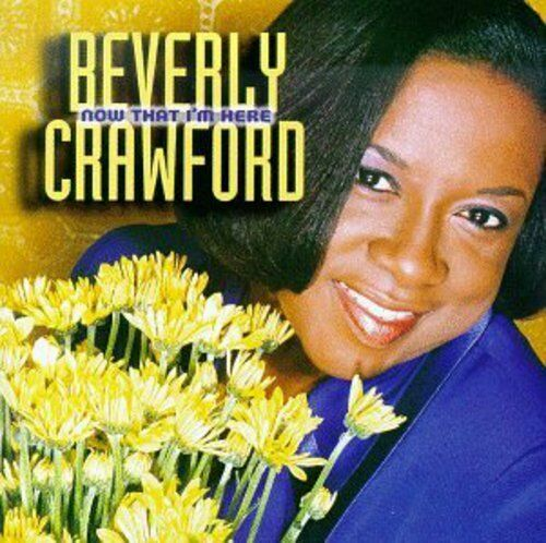 Beverly Crawford - Now That I'm Here [New CD] Manufactured On Demand