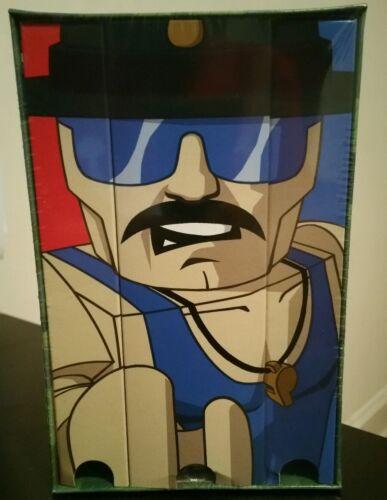 Kre-o San Diego comic-con 2015 Hasbro Exclusive GI Joe Sgt SLAUGHTER COMMANDOS
