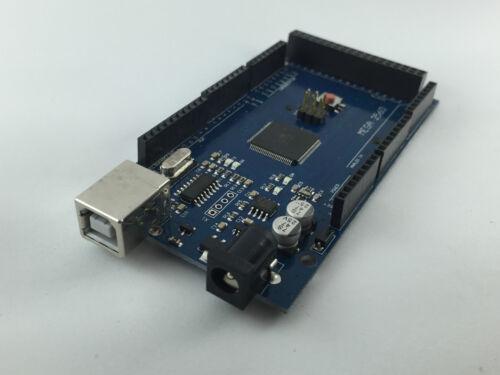 Carte ATmega 2560 R3 avec CH340 Mega entièrement compatible Arduino pour Reprap