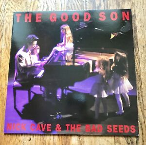 NICK CAVE & THE BAD SEEDS - THE GOOD SON - ORIGINAL PRESSING - MUTE RECORDS 1990
