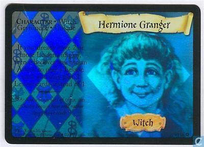 Harry Potter TCG Base Set Hermione Granger HOLO FOIL 9//116