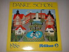 Danke schön 1986 (12 Songs) CBS  LSP 1 980012 / PELIKAN   Michael Jackson / Nena