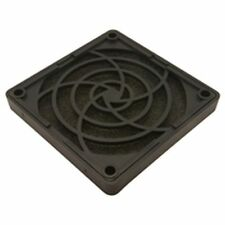 ABS Fan Guard with Filter 80mm