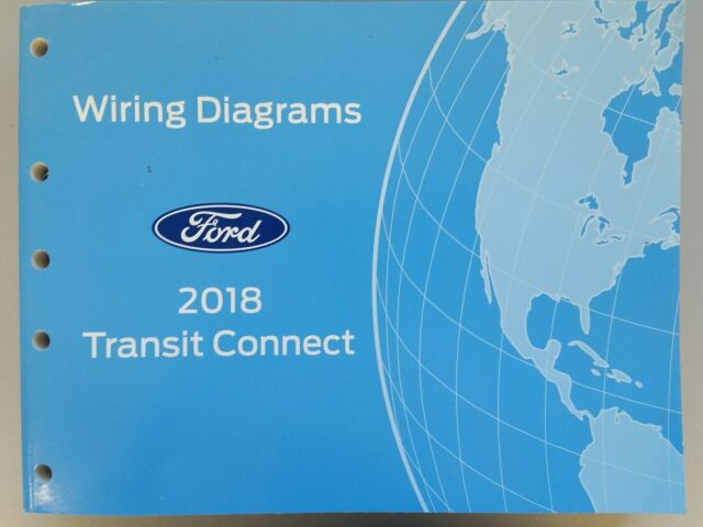 2018 Ford Transit Connect Wiring Diagram