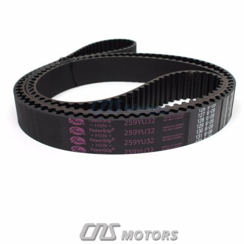 Gates HSN Timing Belt Kit w// Water Pump Fits 2003-2006 Kia Sorento 3.5L DOHC V6