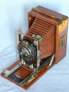 Tropenkamera Neugold 930 Ihagee 10x15 mit Xenar 1:3,5 15cm