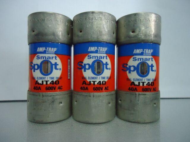Shawmut A4J 60A 600V Fuse AmpTrap