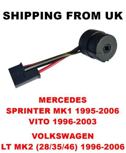 Conmutador De Encendido Cerradura Barril Motor De Arranque Mercedes Sprinter MK1 Vito VW LT MK2