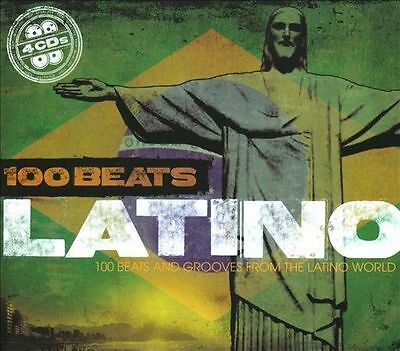 Various Artists-100 Beats - Latino CD NEW