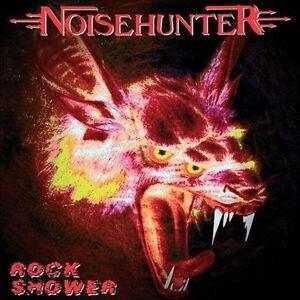 NOISEHUNTER-Rock-Shower-CD-12-tracks-FACTORY-SEALED-NEW-2005-Karthago-Ger-USA