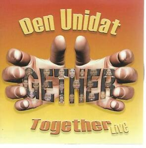 CD-album-DEN-UNIDAD-choir-GETHER-TOGETHER-LIVE-CHRISTIAN-POP-GOSPEL