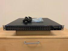 Juniper Networks Juniper EX 4200 (EX4200-48T) 48-Ports External Switch Managed stackable